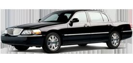 airport limo sedan