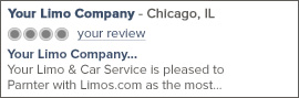 Chicago Limo Service Reviews