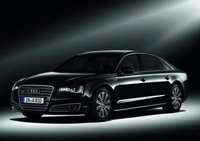 Luxury Sedan - Audi A8