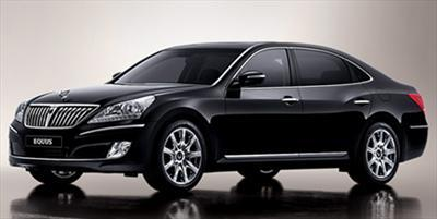 Sedan - Hyundai Equus