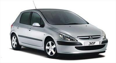 Sedan - Peugeot 300-series