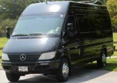 Van - Mercedes Benz Sprinter