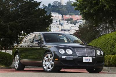 Luxury Sedan - Bentley