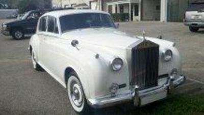 Antique / Classic - Rolls Royce Silver Cloud