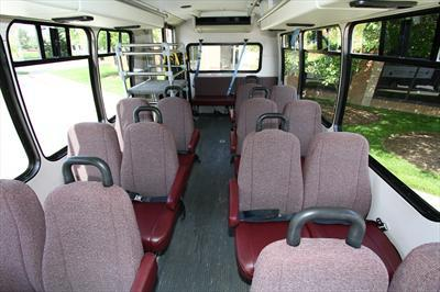 Mini-Bus - Shuttle Style Seating