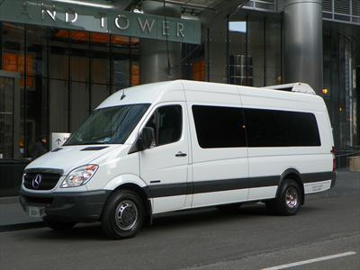 Van - Mercedes Benz Sprinter