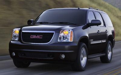 SUV - GMC Yukon XL