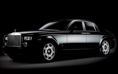 Sedan - Rolls Royce Phantom