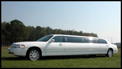 Stretch Limo - Lincoln Town Car