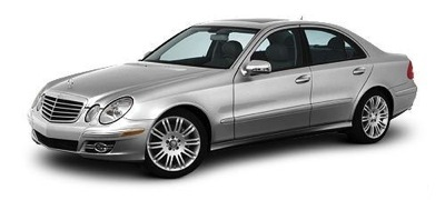 Luxury Sedan - Mercedes Benz E-Class