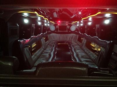 Stretch SUV - Hummer H2