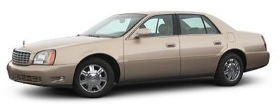 Sedan - Cadillac Deville