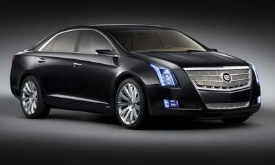 Sedan - Cadillac XTS