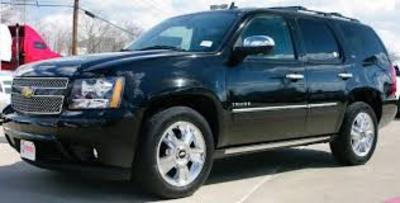 SUV - Chevrolet Tahoe
