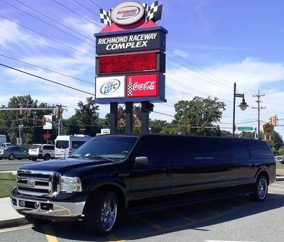 Stretch SUV - Ford Excursion