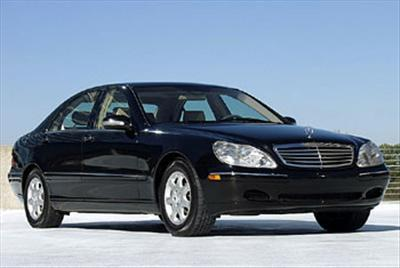 Sedan - Mercedes Benz S-Class