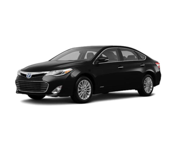 Sedan - Toyota Avalon Hybrid Livery Edition