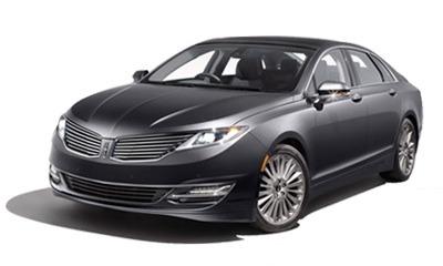 Sedan - Lincoln MKZ - Standard