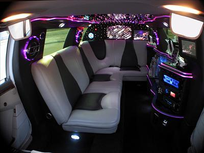 Stretch Limo - Mercedes Benz S-Class