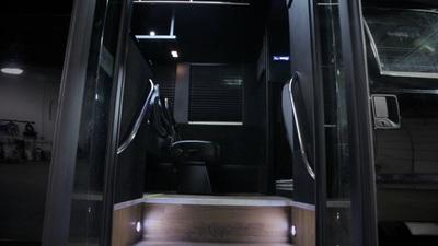 Mini-Bus - Shuttle Style Seating