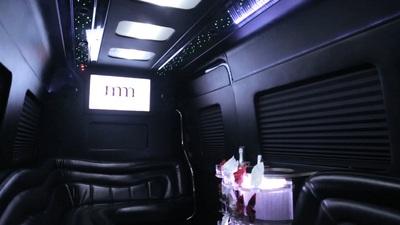 Executive Van - Mercedes Benz Sprinter