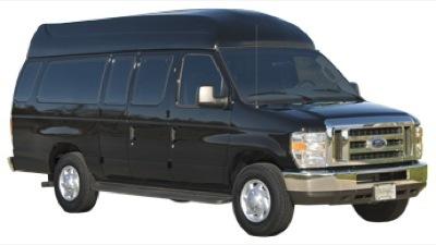Executive Van - Mercedes Benz