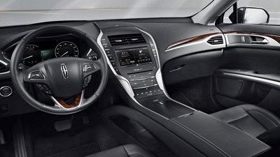 Sedan - Lincoln MKZ - Hybrid