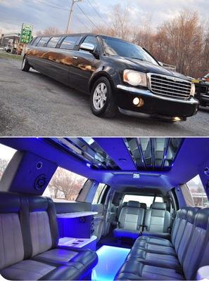 Stretch SUV - Chrysler Aspen
