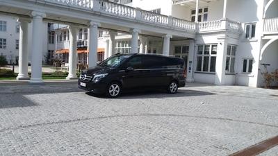 Van - Mercedes Benz