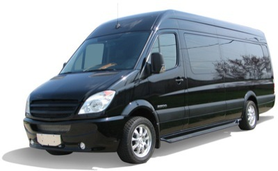 Executive Van - Mercedes Benz Sprinter