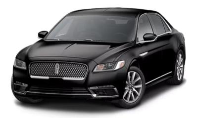 Luxury Sedan - Lincoln Continental