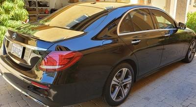 Luxury Sedan - Mercedes Benz E-Class