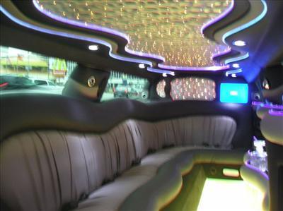 Stretch Limo - Chrysler 300