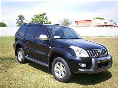 SUV - Toyota Land Cruiser
