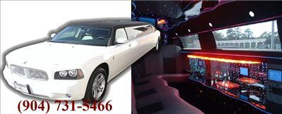 Stretch Limo - Dodge Charger
