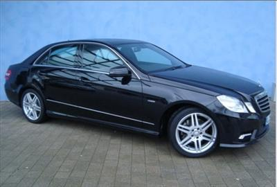 Sedan - Mercedes Benz E-Class