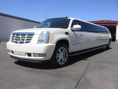 Stretch SUV - Cadillac Escalade