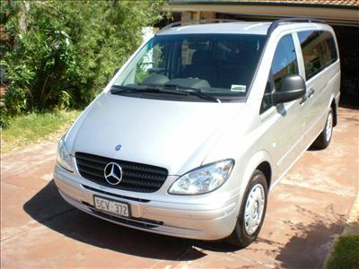 Van - Mercedes Benz