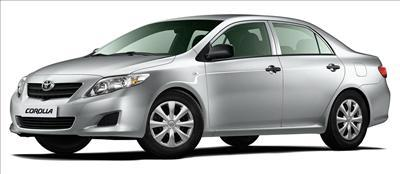 Sedan - Toyota Corolla