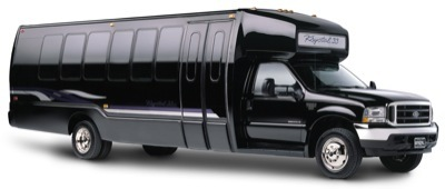 MotorCoach - Shuttle Style Seating